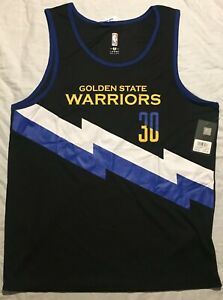 best website ae0e8 13290 Details about Stephen Curry Golden State Warriors Jersey MEN'S large NBA  Basketball NEW