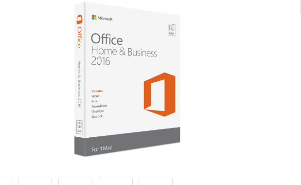 microsoft office home & business 2016 mac