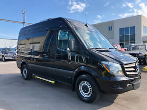 "2018 Mercedes-Benz Sprinter Wagon Sprinter 2500 -High Roof- 12 Passengers-144""WB"