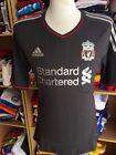 Trikot Liverpool FC 2011/12 (L) Auswärts Away Adidas Jersey Shirt Maglia Maillot