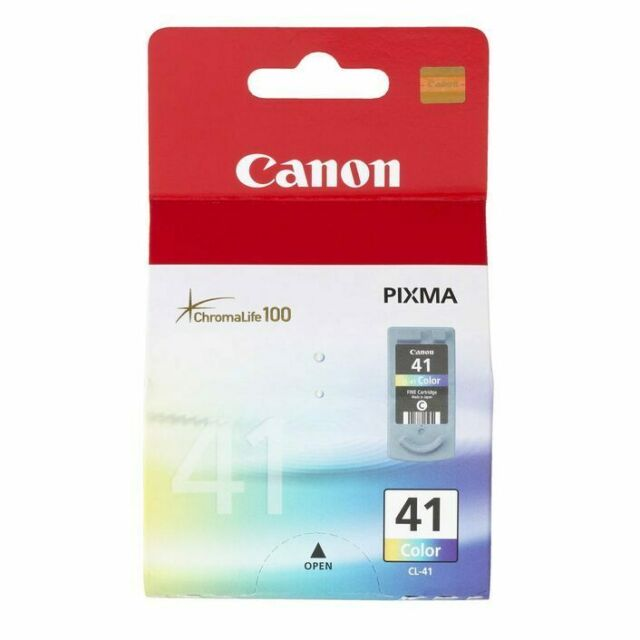 Canon ChromaLife100 CL-41 Colour Ink Cartridge