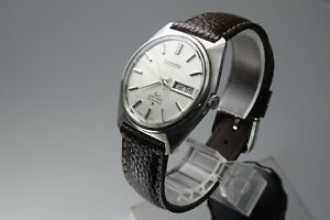 Vintage-1970-JAPAN-SEIKO-LORD-MATIC-WEEKDATER-5606-7000-23Jewels-Automatic