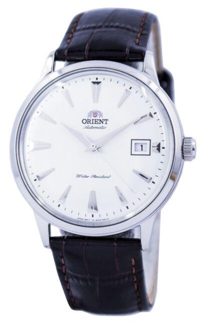 Oriente 2da generación Bambino clásico FAC00005W0 AC00005W reloj de hombres