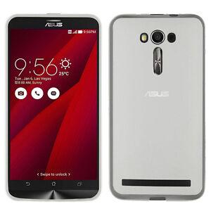 premium selection 7164d ebc32 Details about Case Cover Silicone Gel Flexible Asus Zenfone 2 Laser  ZE600KL/ZE601KL 6.0
