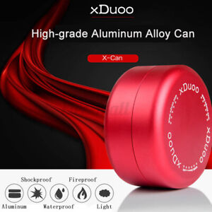 xDuoo-X-CAN-Protable-Aluminum-Alloy-C-Protective-Case-Bag-Box-Anti-lost-Earphone