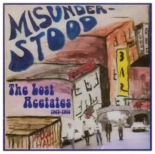 MISUNDERSTOOD: The lost acetates 1965-1966; with GLENN CAMPBELL JUICY LUCY NEU