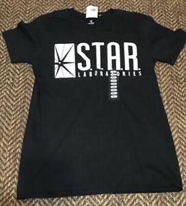 DC Comics Star Labs Camiseta para Hombre