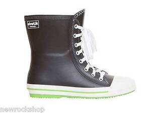Nature Wellington Last Black 5 Green Rubber Uk Pair Offer Rain Ladies Sole Welly daSAqtt
