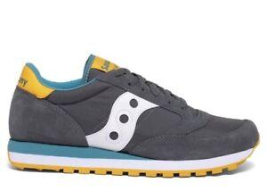 Scarpe-da-uomo-Saucony-Jazz-S2044-560-casual-sportive-basse-sneakers-ragazzo