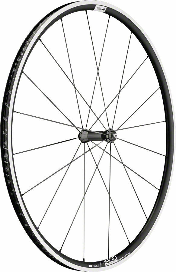 NEW  DT Swiss P1800 23 Spline 700c Front Wheel  60% off