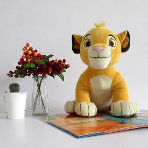 New-The-Lion-King-Film-Simba-Peluche-10-034-Poupee-Figurine-Enfants-Cadeau-De-Noel