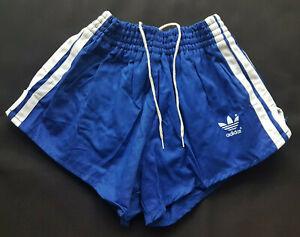 Details zu ADIDAS NEU Shorts Beckenbauer Sprinter Baumwolle Vintage Sporthose D3 Retro