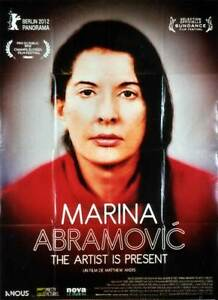 Affiche marina abramovic the artist is present ebay image is loading poster marina abramovic the artist is present thecheapjerseys Image collections