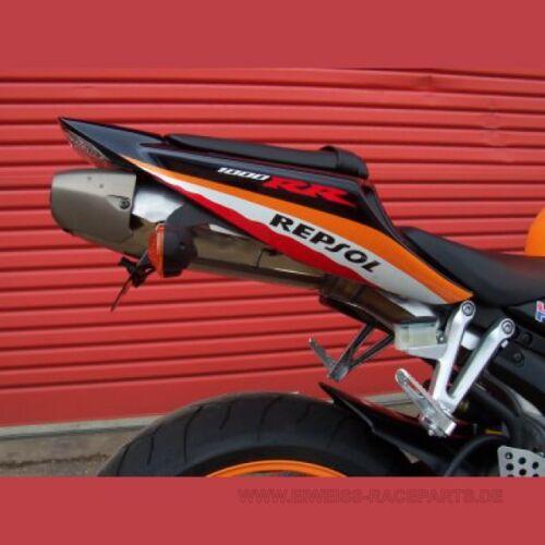 R&G Racing Kennzeichenhalter Honda CBR 600 RR 03-06 PC 37 Licence Plate Holder