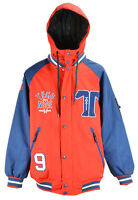 Technine Varsity Snowboard Jacket Red / Navy / White Small-2xlarge Ds16