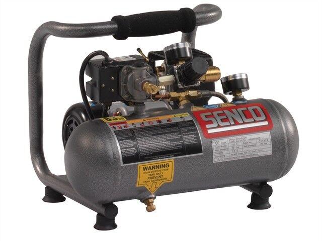 PC1010 Compressor 0.5 HP 230 Volt - Nailers & Staple Guns - SENPC1010UK2