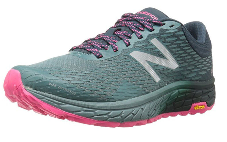 BRAND NEW! NEW BALANCE WOMEN'S HIERO V2 TRAIL RUNNING SNEAKER GIRLY PINK SHOES