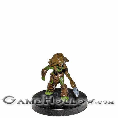 Pathfinder D/&D Miniatures Jungle of Despair MOLD RUNT #2