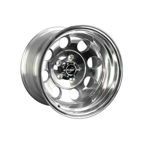 Polished 15x8 Wheel with 5 on 5.5 Bolt Pattern Pro Comp Series 1069