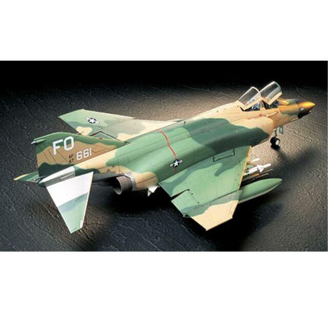 Tamiya 60305 McDonnell Douglas F-4C/D Phantom II 1:32 Kit plástico modelo