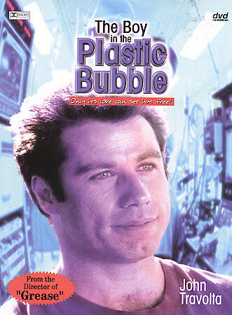 New Sealed Boy In The Plastic Bubble DVD, 2004 Movie - $7.99