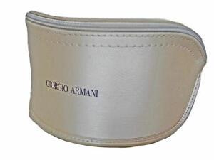 aeafab01b02f5e Image is loading GIORGIO-ARMANI-Sunglasses-Case-amp-Cloth-Lunettes-Gafas-