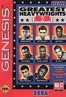 Greatest Heavyweights (Sega Genesis, 1993)