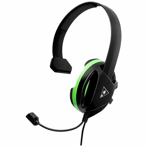 Turtle Beach Recon Chat Gaming Headset Headphones for Microsoft Xbox One Console