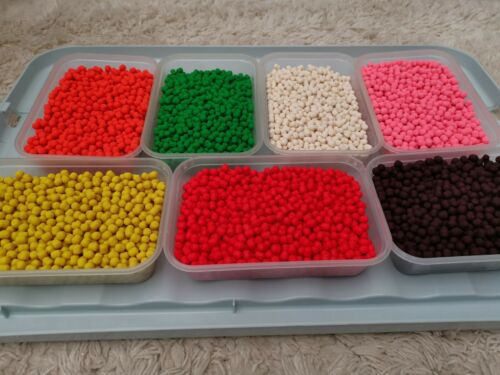 6x8mm Dumbell Boilie Pellets 6mm Sweet Almond flavour NEW SMALLER SIZE