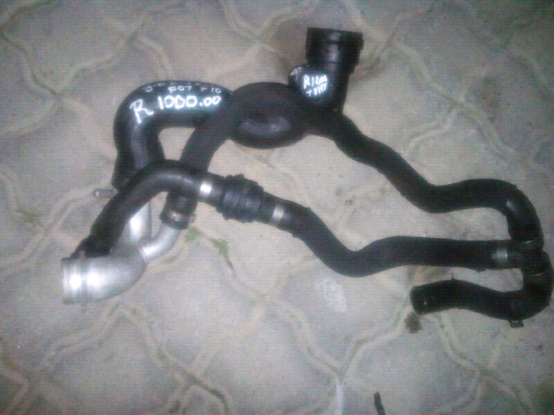 BMW 5.0L BI TURBO ,COMPLETE COOLANT PIPE ASSEMBLY ASSEMBLY