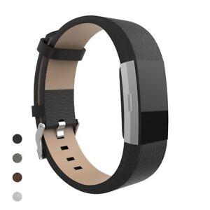 Pulsera-de-sustitucion-Fitbit-Alta-ALTA-HR-Piel-TPU-silicona-Metal-Acero