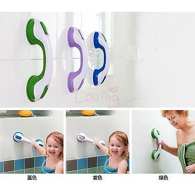 Safety Anti-slip Waterproof Handrail Handle Clip On Bathroom Shower