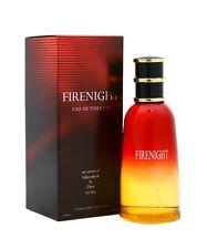 FIRENIGHT MEN'S 3.4 EAU DE TOILETTE IMPRESSION COLOGNE BY DIAMOND COLLECTION NEW