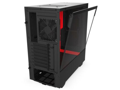 Compact ATX Mid-Tower PC Gaming Case T Front I//O USB Type-C Port NZXT H510