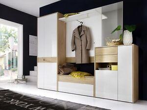 Garderoben Set Modern