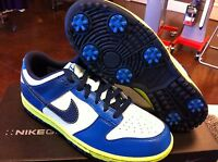 Nike Dunk Ng Junior Golf Shoes In Box 3-5 Youth Sizes Available