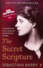 The Secret Scripture, Sebastian Barry | Paperback Book | Good | 9780571215294