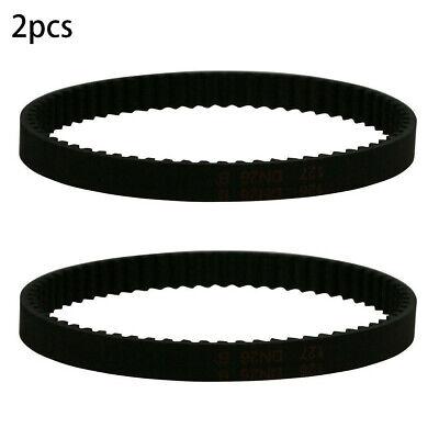 2PCS 3M-201-6.5 Toothed Vacuum Drive Belt For Hoover Vax U90-MA-R U91-MA-B Parts