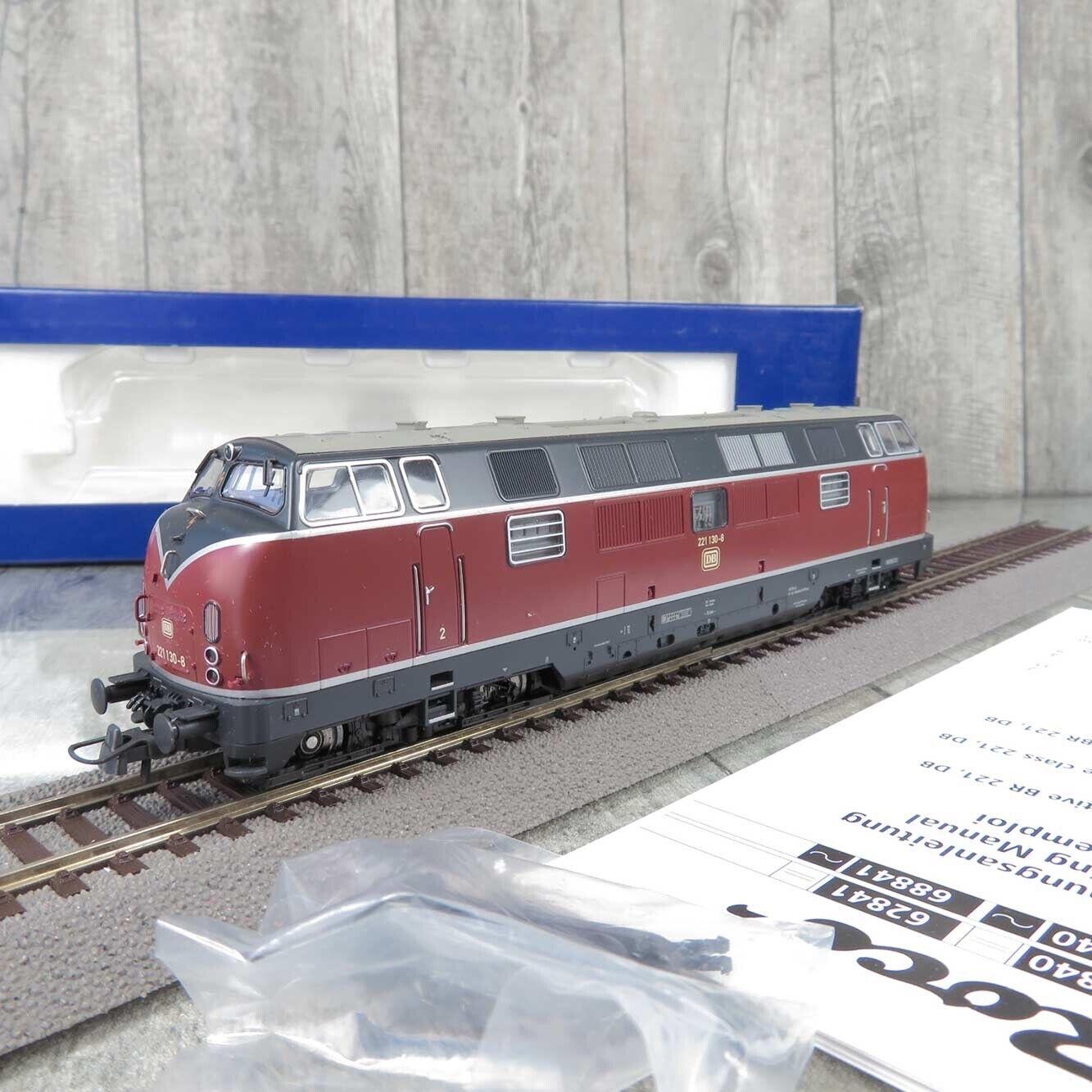ROCO 62840 - H0 - Diesellok - DB 221 130-8 - Digital - OVP -  G24685