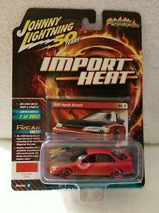 Jonny-Lightning-1995-Honda-Accord-Red-Import-Heat-1-of-3000