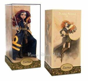 New-Disney-Designer-Fairies-Limited-Edition-Doll-Zarina-Pirate-Fairy-LE-773-4000