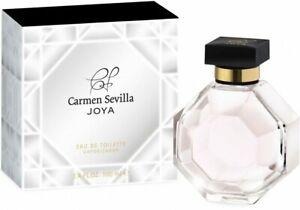 Detalles de JOYA (Carmen Sevilla). Perfume para mujer 100ml. Original