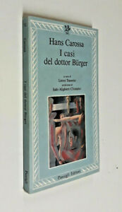 I-casi-del-dottor-Burger-Hans-Carossa