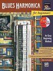Blues Harmonica for Beginners: An Easy Beginning Method, Book & Enhanced CD by J Fletcher (Paperback / softback, 1998)