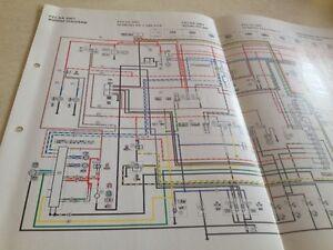 Yamaha       FZ1   SA 2007    FZ1    1000 Schema    wiring       wiring       diagram    Schaltplan   eBay