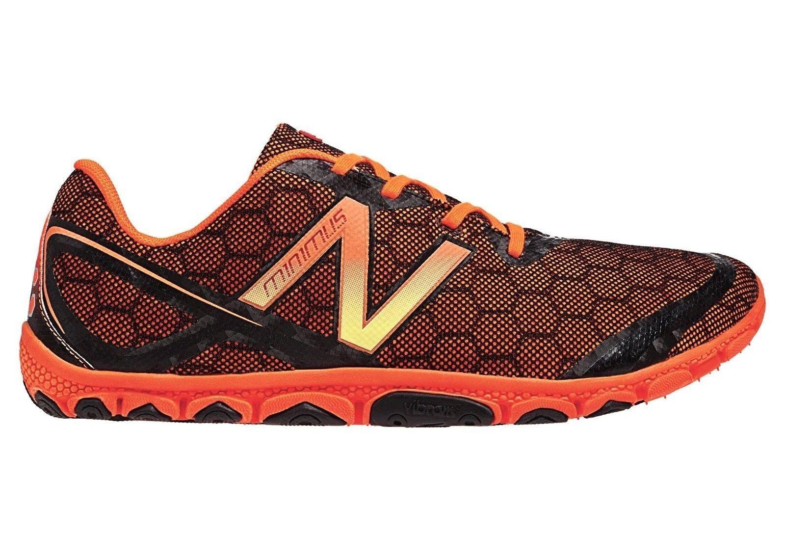 New Balance Minimus MR10 BO2 MR10BO2 Running shoes Men's - Black and orange