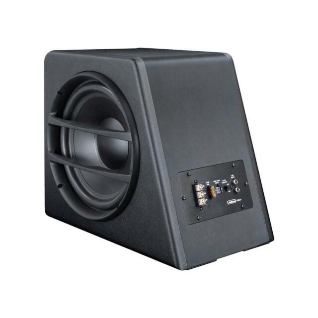 Axton axb25a más compacto activamente-subwoofer woofer boxeo Compact Bass caja amplificador