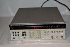 Hewlett Packard Hp 3325a Synthesizerfunction Generator Ig68