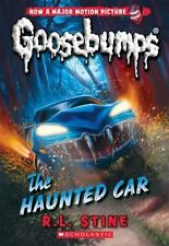 The Haunted Car (Classic Goosebumps #30) by Stine, R.L., Good Book