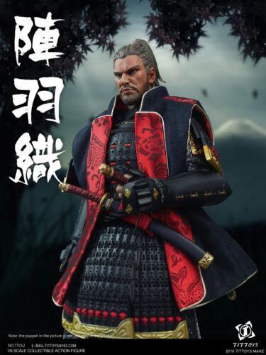 "TITTOYS TT012 1//6 Japanese Military Commander Fight kimono Clothes F 12/""figure"